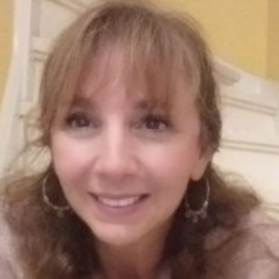 "Illustration du profil de Milena Piccoli ""Je souris et je dis merci :-)"""